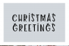 Decorated - a jolly christmas font example image 2