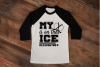 My heart is on the ice example image 1