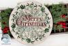 Winter Mandala SVG Bundle | Christmas Mandala SVG Cut Files example image 7