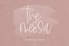 The Messa - A Handwritten Script Font example image 1