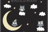 Goodnight Handmade Font example image 3