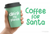 Christmas Tree - Fun Holiday Font example image 4