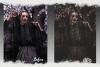 Horror presets lightroom mobile pc halloween black white example image 4