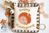 Happy Thanksgiving SVG |Turkey SVG | Fall SVG Cut File example image 2