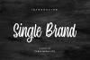 Single Brand example image 1