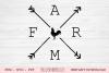 Farm Arrows - PNG SVG PDF example image 2