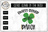 St Patrick's Day SVG Cut File example image 1