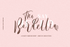 The Bordellia Font Duo example image 1