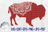 34 File Huge Mandala Animal SVG Cut File Bundle example image 3