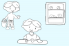 Cute Collections Digital Stamps example image 2