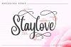 Angelina Script- Beautiful Handwritten example image 2