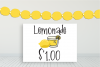 Lemonade Stand Bundle plus bonus posters example image 11