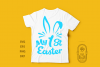 My First Easter SVG Cut Files - Easter Svg example image 1