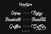 Lesley - Monoline Script Font example image 5
