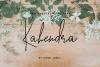 Kahendra example image 1
