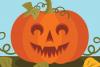 Fall Pumpkins Clip Art Set example image 5