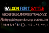 baloon font style example image 2