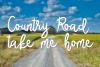 Old Dirt Road - A Rough Rustic Script Font example image 2