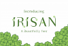 Irisan Font ( a Beatifully Font) example image 1
