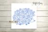 Hedgehog paper cut design SVG / DXF / EPS / PNG files example image 5