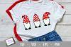 Christmas Gnomes SVG - Christmas SVG example image 1