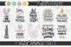 Easter Hand Lettered SVG Bundle example image 1