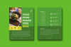 Vegetarian Recipe eBook Template Theme PowerPoint example image 6