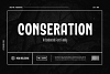 Conseration Family - 5 styles example image 1