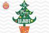 Christmas tree SVG - Christmas tree - Christmas SVG example image 1
