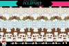 Christmas Borders or Dividers example image 1