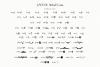 LAROSH Sithal | Font Duo example image 15