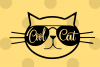 Cool Cat svg, funny cat svg cut file, funny cat shirt svg example image 2