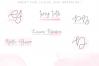 Pink Lemonade - Script Font example image 5
