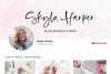 Shelma & Hugie - Font Duo example image 6