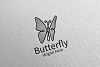 Butterfly Logo vol 16 example image 5