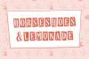 Horseshoes & Lemonade example image 2