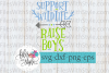 Support Wildlife Raise Boys Arrow SVG Cutting Files example image 1