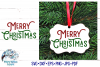 Merry Christmas SVG | Retro Christmas SVG File example image 2