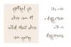 Canari   Signature Font example image 6