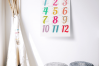 Wall Calendar 2020 Letter & Poster Size Printable PDF PNG example image 10