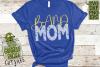 Band Mom & Bonus Team Mom Sports SVG Cut File example image 4