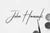 Boathouse - Brush Signature Script example image 5
