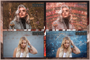 Spring overlays Grunge overlays textures, backdrop, dirty example image 2