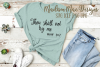 Thou Shall Not Try Me SVG | Mom 24/7 SVG | Funny Mom SVG example image 2