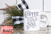 Coffee Warms The Soul SVG DXF EPS PNG example image 1