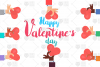 Funny Valentine Greeting Card example image 1