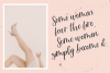 Femme Fatale Modern Calligraphy Font example image 9