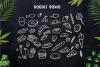 Fresh Meat 4 Font Pack + Bonu example image 9