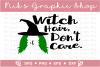 Halloween SVG, Witch SVG, Ghost SVG, Halloween Svg Bundle example image 8