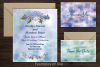 10 Background Digital Watercolor Dreams Texture Papers Pack example image 3